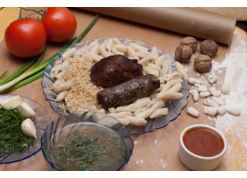 Хинкал Лакский с говядиной / 450 гр