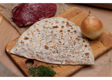 Афарар с мясом (кутаб с мясом)  / 160 гр