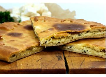 Осетинский пирог с сыром / 800гр