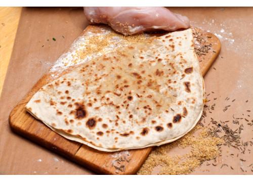 Афарар с курицей и c пшеничной крупой (кутаб с курицей и c пшеничной крупой)