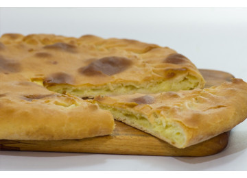 Чуду даргинское с картошкой и сыром (пирог) / 800 гр