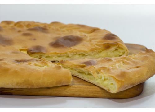 Чуду даргинское с картошкой и сыром (пирог)