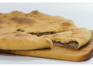 Чуду даргинское с мясом и картошкой (пирог) / 800 гр