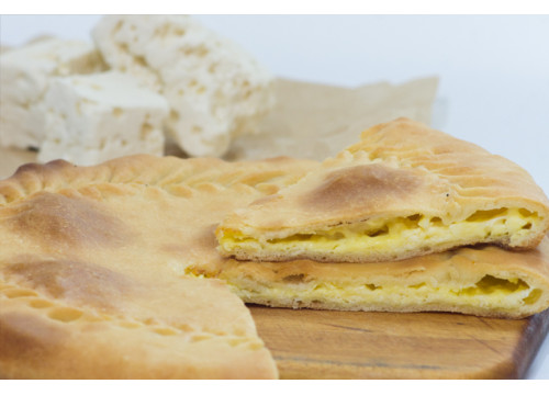 Чуду даргинское с сыром (пирог)