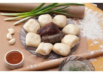 Хинкал Аварский с говядиной / 450 гр