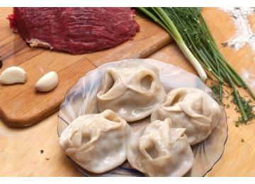Манты с мясом / 300 гр