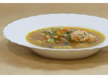 Суп куриный / 400 гр